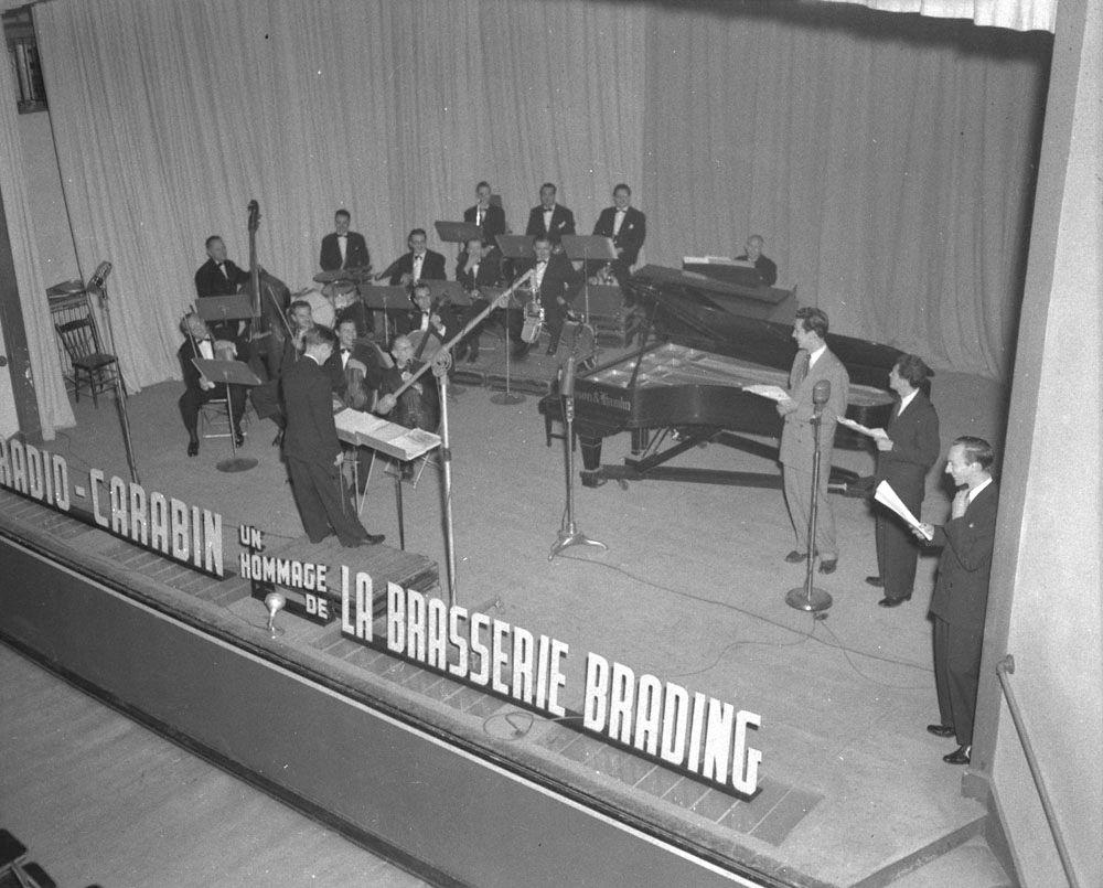 Radio - Carabin - Un hommage de la Brasserie Brading