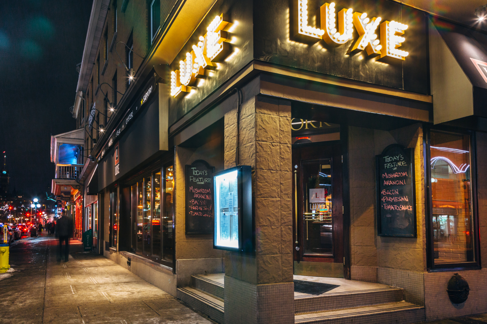Luxe Bistro